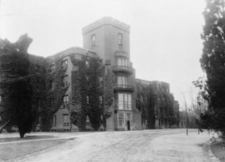Center Building At Saint Elizabeths National Photo Company Circa 1909 1932