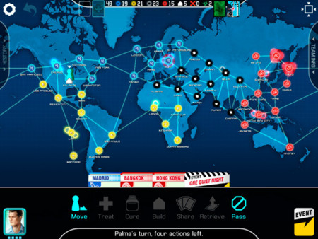 Pandemic para iPad