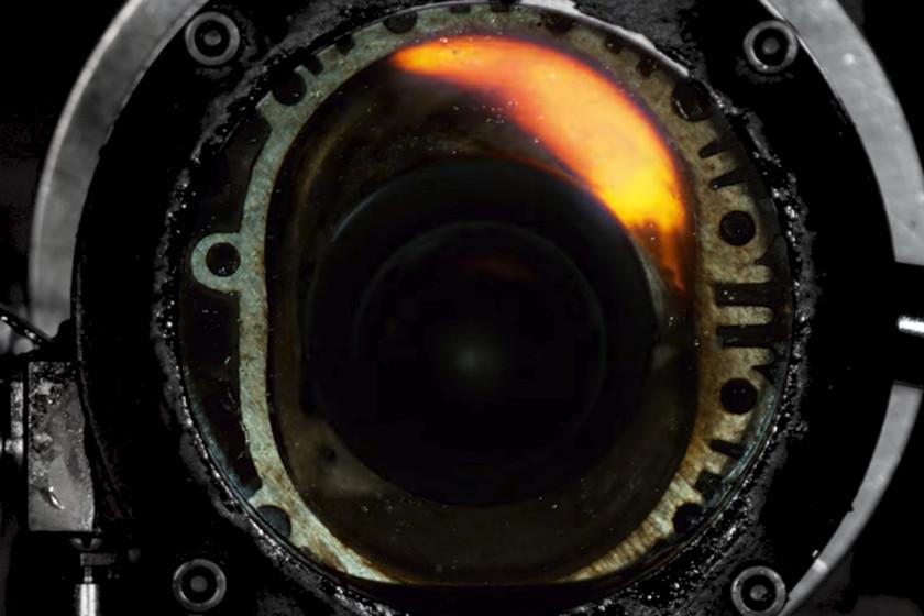 Si nunca has tenido claro cómo funciona un motor rotativo... este vídeo te lo aclara definitivamente