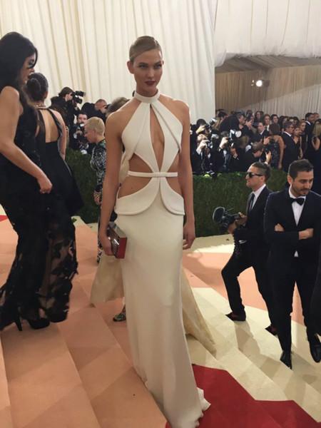 Karlie Kloss Met Gala 2016 Brandon Maxwell