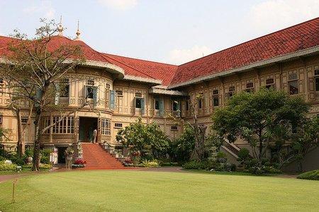 Bangkok: El Parque de Dusit y la Mansión Vimanmek