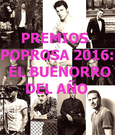Premios Poprosa 2016: elijamos al más buenorro del año
