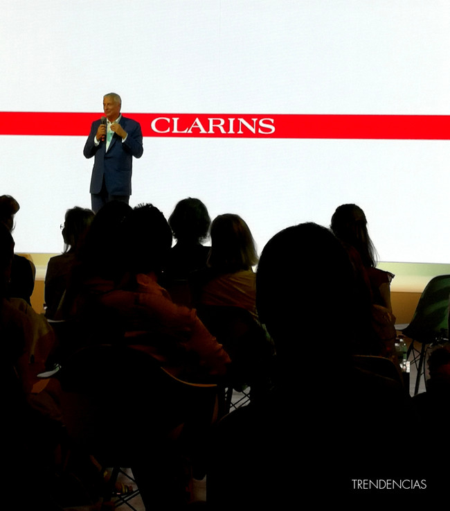 Clarins Double Serum Paris