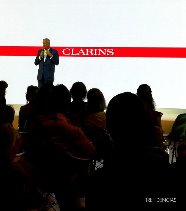 Clarins Double Serum Paris