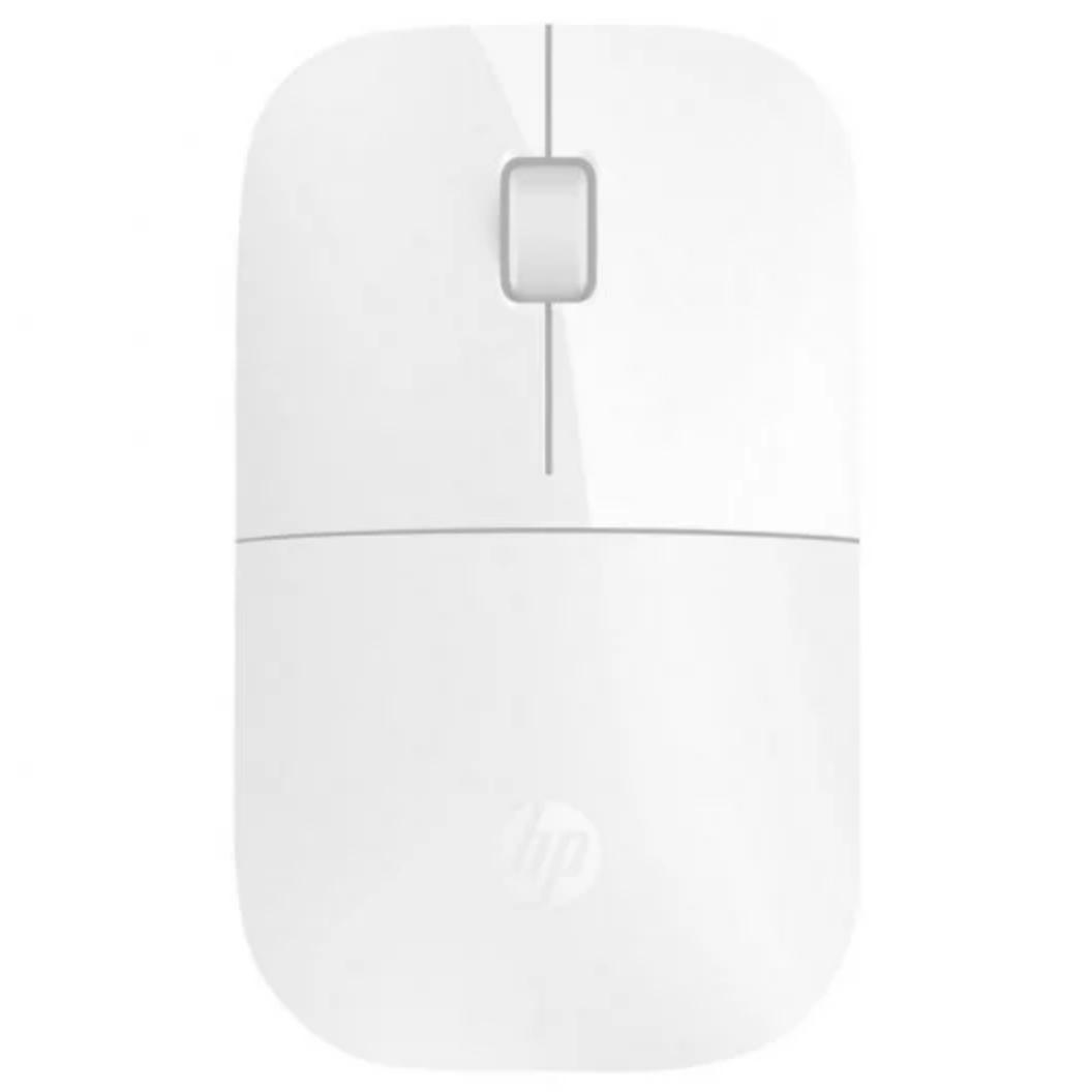 Ratón Inalámbrico HP Wireless Mouse Z3700 Blanco