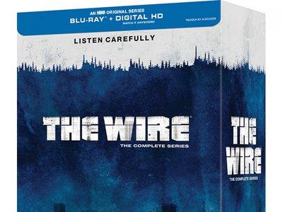 Las 5 temporadas de The Wire, en Blu-ray, por 57 euros y envío gratis