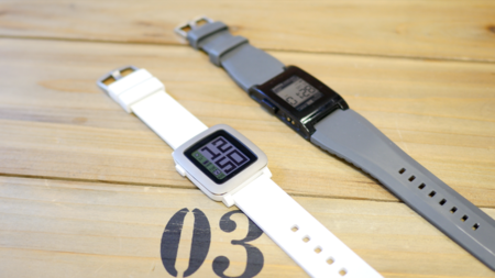 Pebble Time vs Pebble