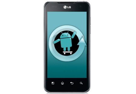 CyanogenMod 7 ya disponible para LG Optimus 2X