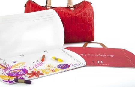 """""""My first Andy Bag"""" de Carolina Herrera, un concurso para niños creativos y un regalo para mamá"""