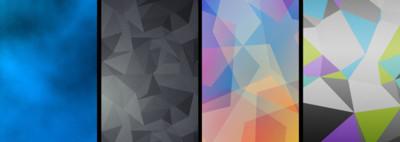 Algunos fondos de pantalla para iPhone, iPad y cómo crear los nuestros para aprovechar el efecto Parallax