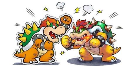 Mario & Luigi: Paper Jam Bros nos muestra la compatibilidad con sus amigos y mucho gameplay
