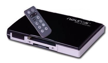 Neuros MPEG4 Recorder graba vídeo para la PSP