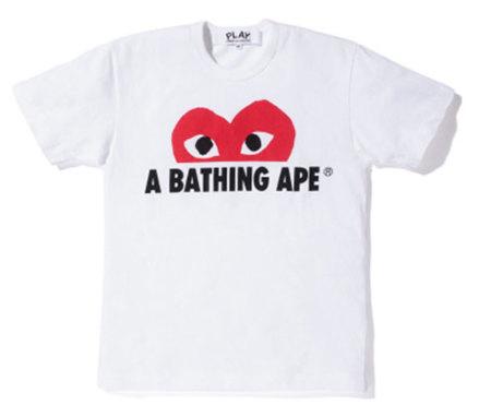 Comme garcons x a bathing ape 7
