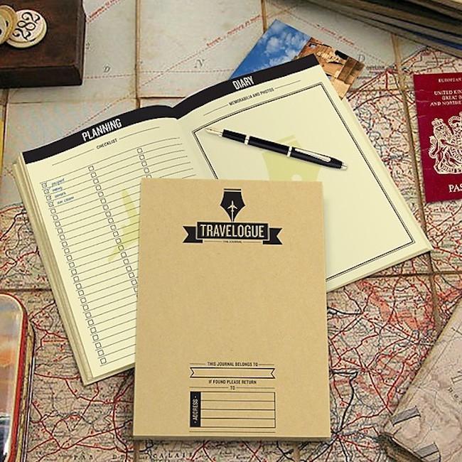 Un Diario De Viajes