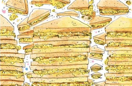 sandwiches Alya