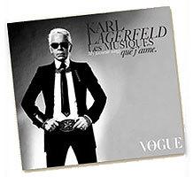 Karl Lagerfeld, las canciones que amo