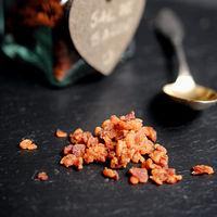 Cómo hacer sal de beicon, receta fácil con que aportar sabor y textura a tus platos