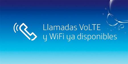 Llamadas Volte Wifi
