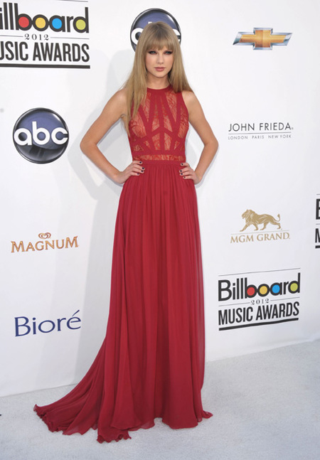 Taylor Swift Premios Billboard