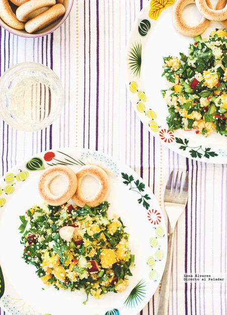 Comer sano en Directo al Paladar (XLIII): el menú ligero del mes