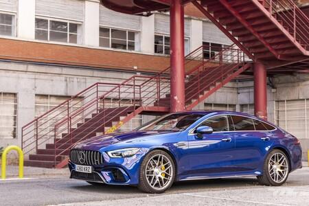 Mercedes Amg Gt 4 Puertas Coupe 63 S 2019 Prueba 050