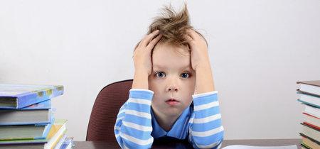 Los niños presionados tienen menos confianza en sí mismos