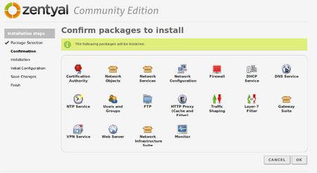 Nueva versión del servidor para pymes Zentyal 3.2, ahora mejor integrado con Windows