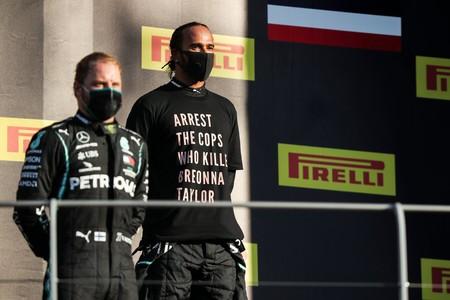 Hamilton Toscana F1 2020