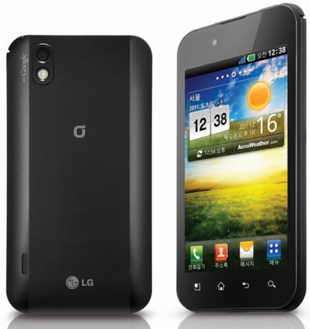 LG Optimus Black
