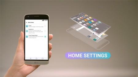 LG G5 recibe actualización para traer de vuelta el cajón de aplicaciones