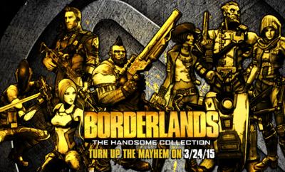 Borderlands: The Handsome Collection está oficialmente terminado y ya se prepara su lanzamiento