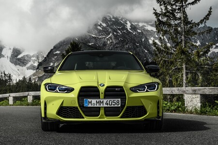 Bmw M4 Frontal Copia
