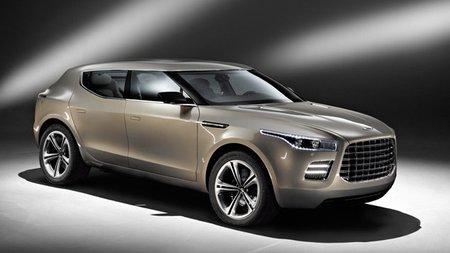 Lagonda desecha el SUV Lagonda Concept en favor de un coupe de cuatro puertas