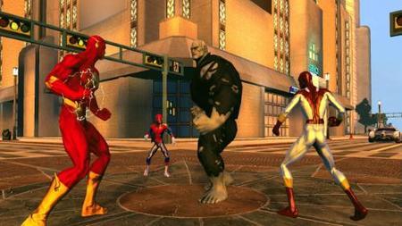 'DC Universe Online': por fin nuevas capturas