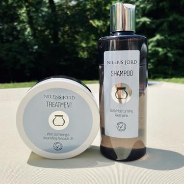 Estos dos productos capilares de Nilens Jord son el combo perfecto para lucir una melena sana y brillante durante el verano