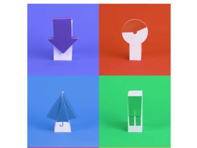 Paper Signal: Google nos invita a robotizar figuras de papel para usar con Google Assistant