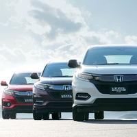 El Honda HR-V se pone al día para parecerse más al Civic