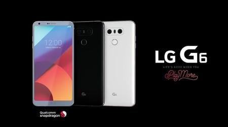 Por 413 euros tienes pantalla QHD y una de las mejores cámaras con el LG G6. Envío gratis desde España.