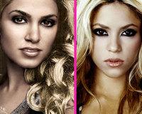 Separados al nacer: Nikki Reed y Shakira