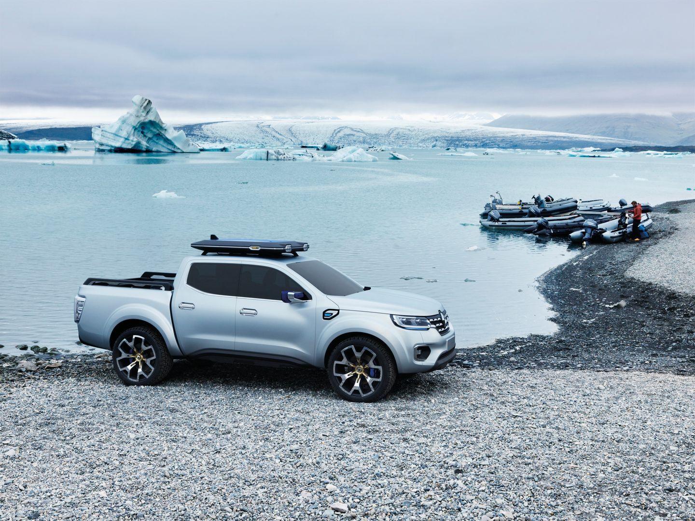Foto de Renault Alaskan (5/15)