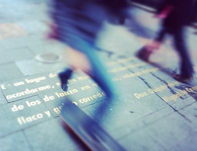 Letras y Espadas: Ruta teatralizada por el Barrio de las Letras de Madrid