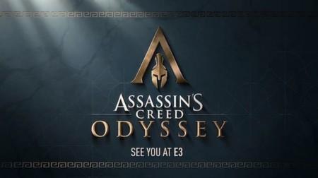 Ubisoft confirma oficialmente el desarrollo de Assassin's Creed Odyssey