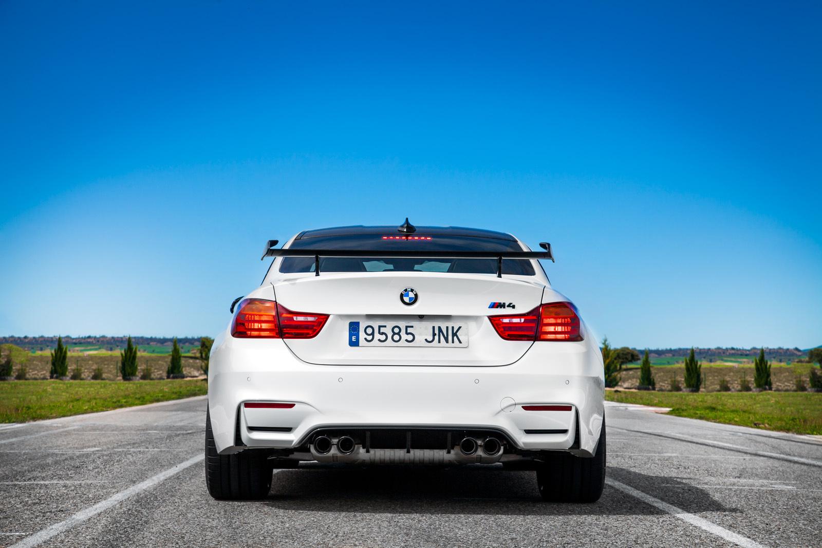 Foto de BMW M4 CS (42/60)