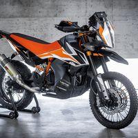 ¡Espectacular! La KTM 790 Adventure R Prototype nos hace soñar con la futura trail media austriaca