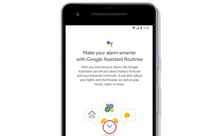 Las rutinas llegan al Reloj de Google, ahora podrás decirle al Asistente que hacer tras sonar la alarma