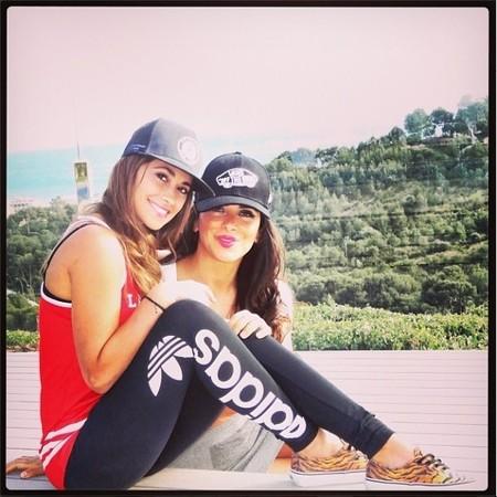 Antonella y Daniela