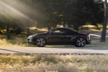 Peugeot RCZ R, prueba (parte 2)