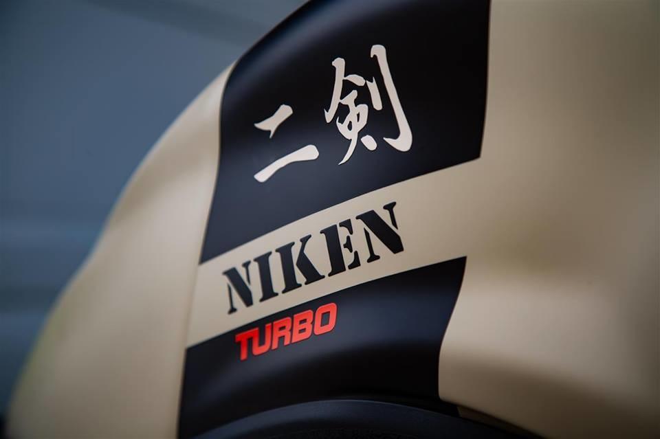 Yamaha Niken Turbo