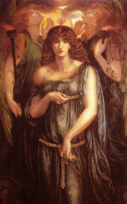 Astarté, antigua diosa de la fertilidad