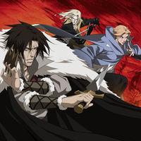 La serie de animación de Castlevania se distribuirá en formato físico